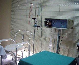 Equipo de Urodinámica Sanatorio Perpetuo Socorro