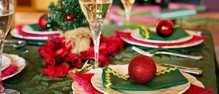 Consejos para comer saludable Navidad